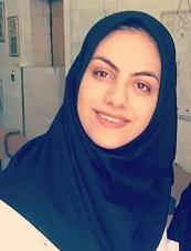 فائزه رضایی - دانشجوی داروسازی