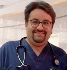 سید مهدی پور افضلی فیروزآبادی - متخصص طب اورژانس