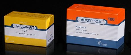 Acarbose-اکاربوز